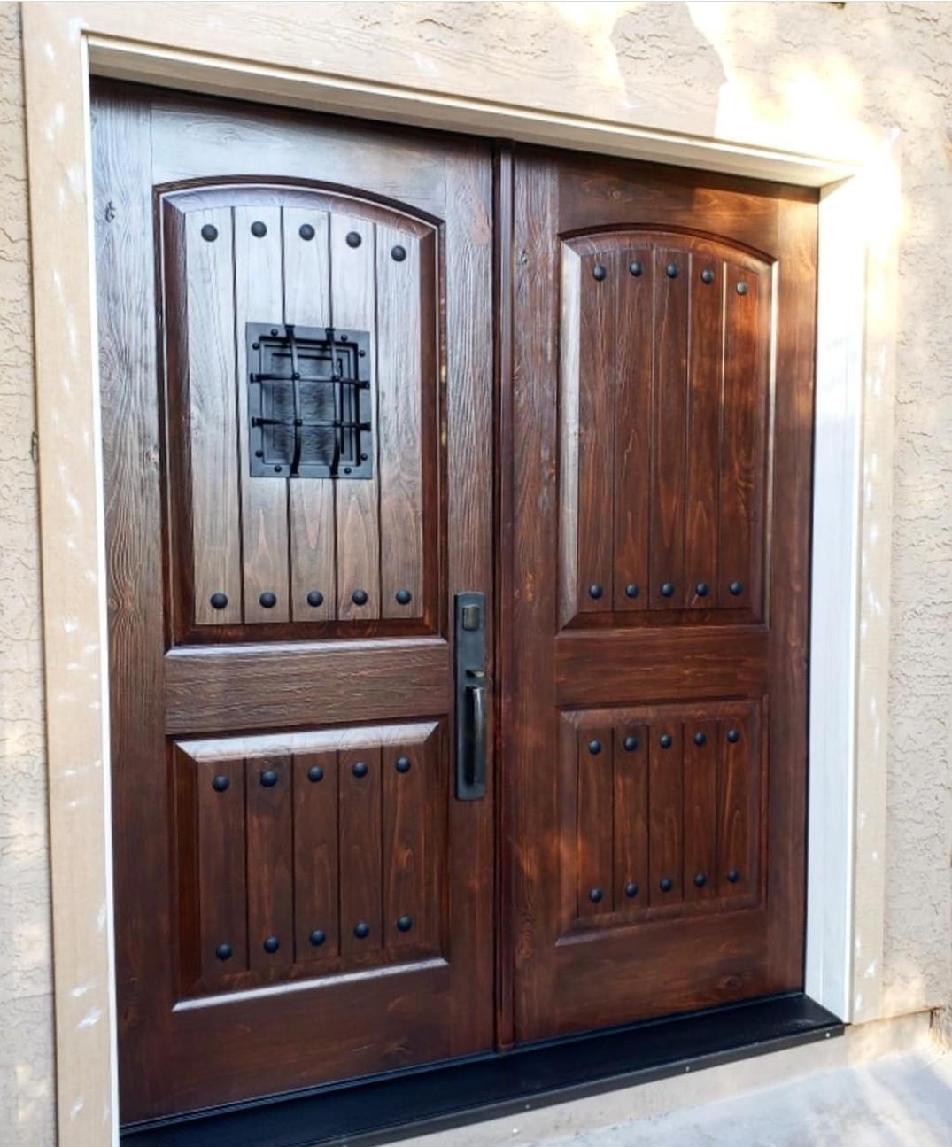 Front Door, Fiberglass