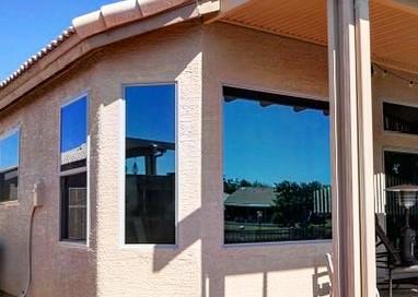 Arizona Window and Door in Scottsdale and Tucson showing windows of home