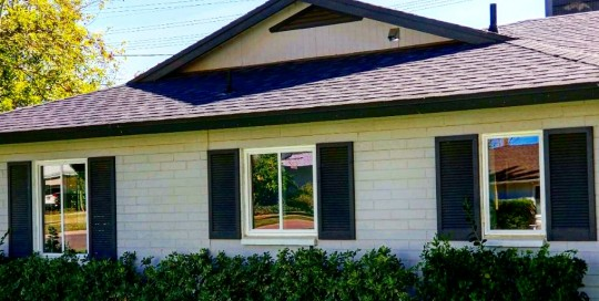 Arizona Window and Door in Scottsdale and Tucson showing windows with shutters