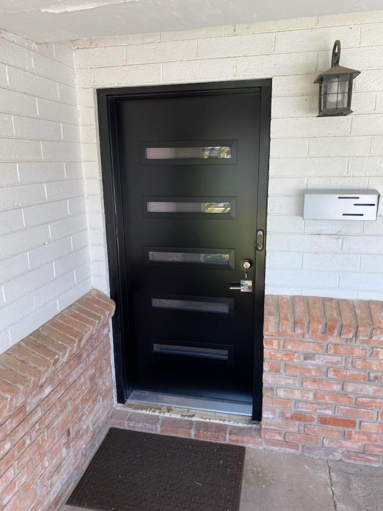 Front Door, Modern