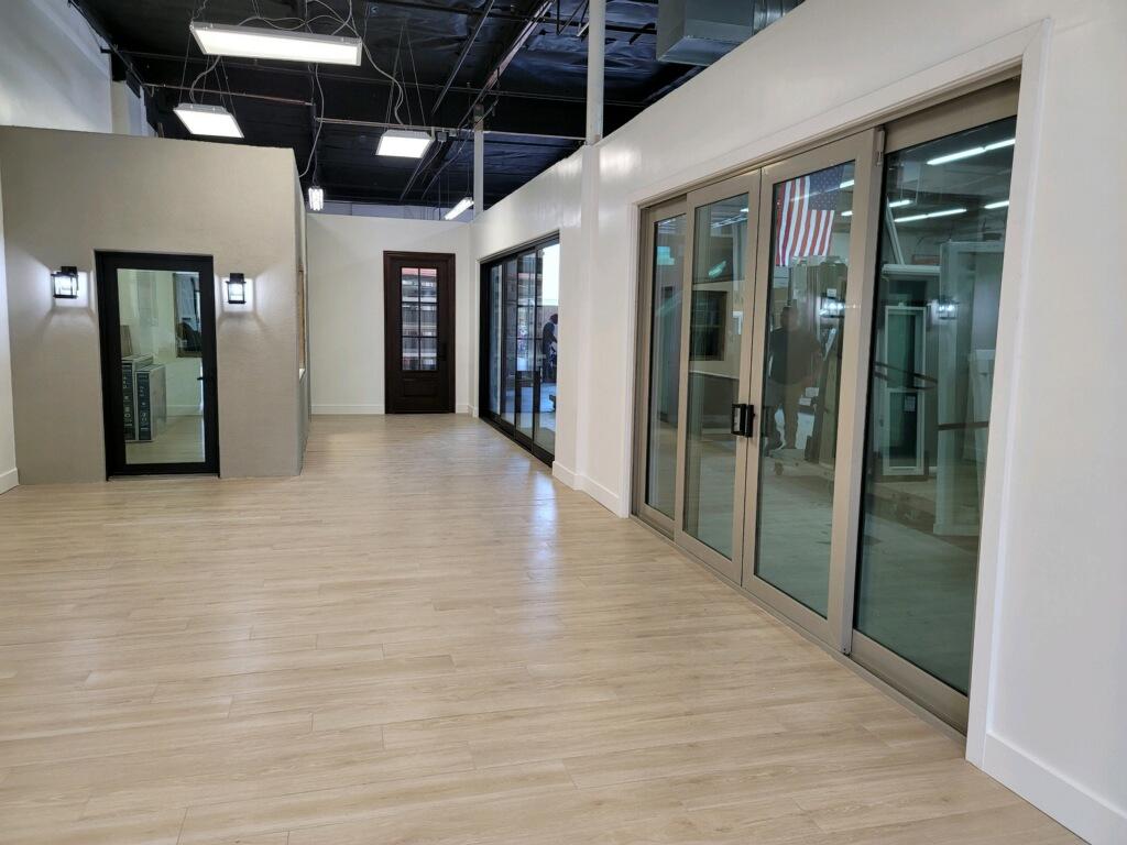Arizona Window and Door in Scottsdale and Tucson showing glass sliding doors