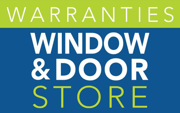Arizona Window and Door in Scottsdale and Tucson showing warranties logo